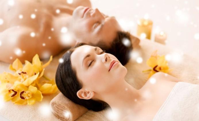 massage sensuel concept